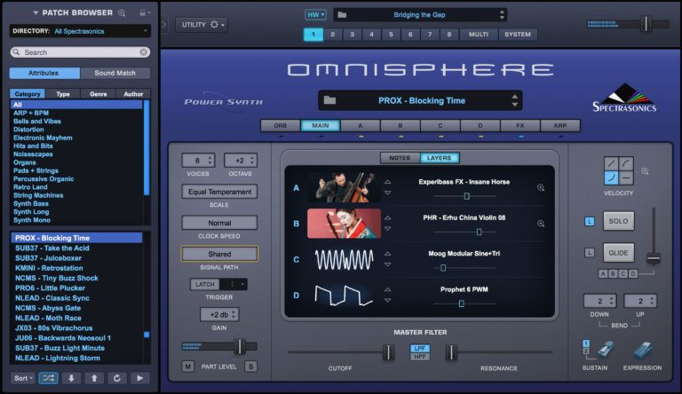 keygen omnisphere 156d
