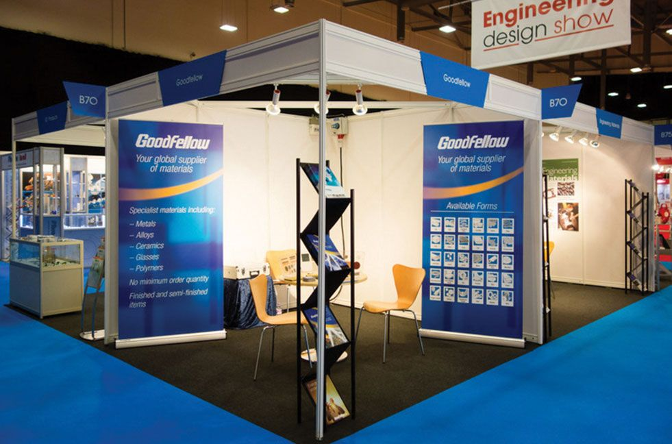 Exhibition Stand Shell Scheme : Spark international is one of the trusted shell scheme supplier in