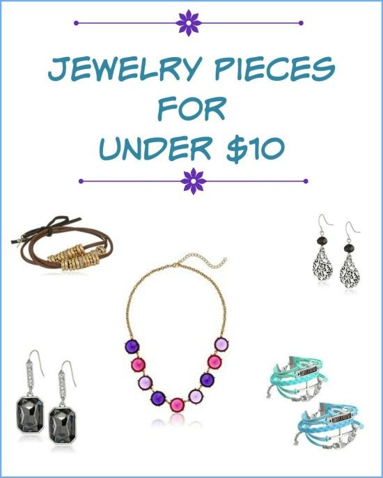 Jewelry Under 10 Dollars : jewelry, under, dollars, Mother's, Ideas, Under, Mother, Gifts,, Things