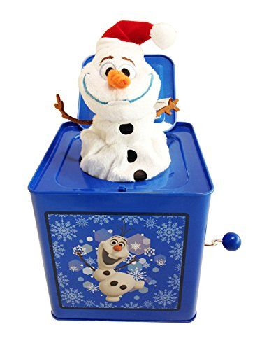 jack in the box toy. disney frozen olaf jack-in-the-box http://smile jack in the box toy