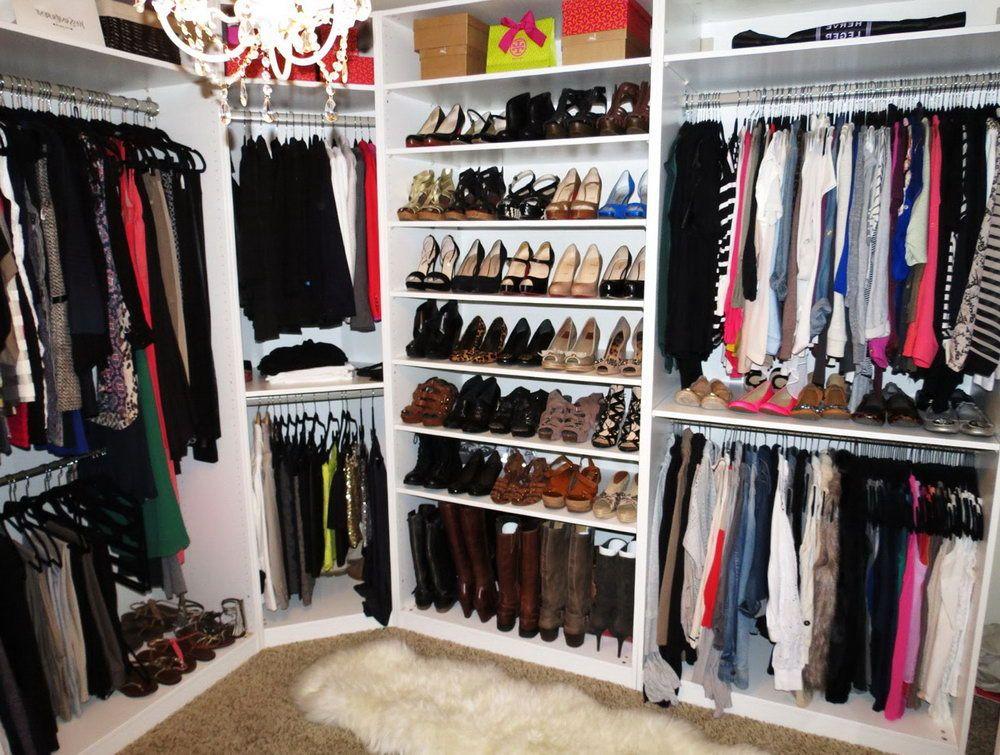 Corner Closet Design Ideas | Tribeca Closets | Pinterest | Corner ...