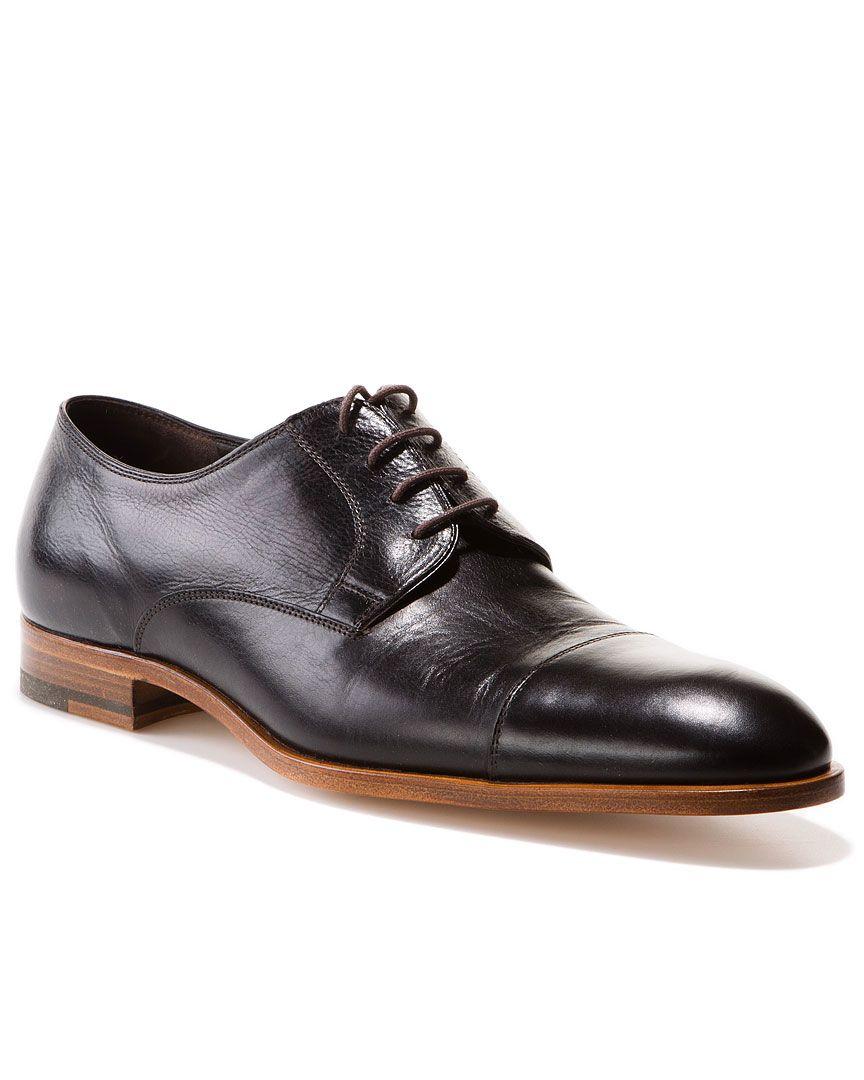 Fratelli Rossetti Men's Leather Oxford