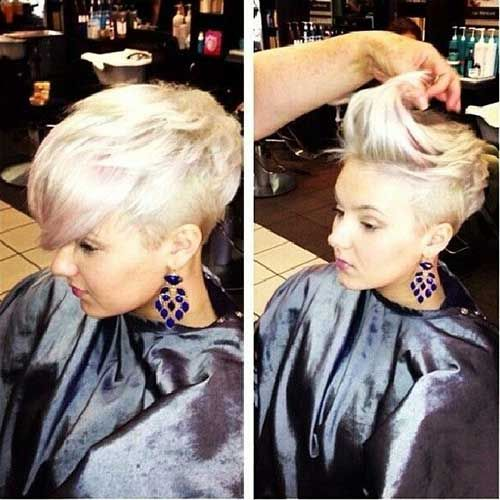 Pleasing 1000 Images About Hair On Pinterest Short Hair Styles Short Short Hairstyles Gunalazisus