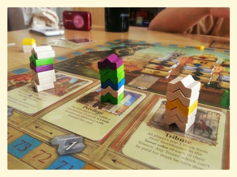 Firenze board games games tribute
