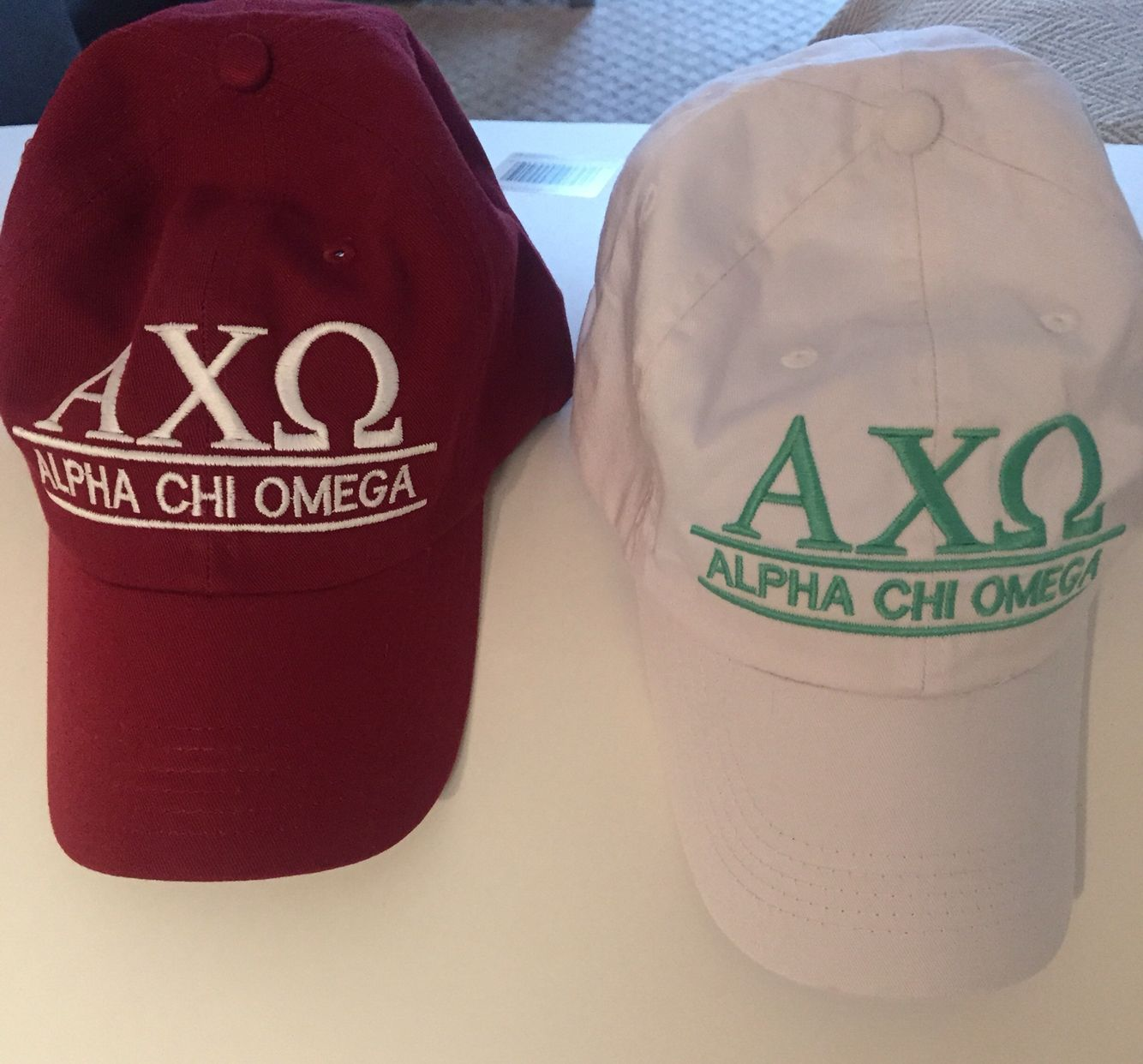 Alpha Chi Omega Sorority Hats Virginia Tech Alpha Chi Alpha Chi Omega Chi Omega