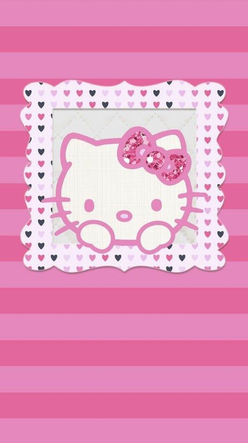 Image Via We Heart It Weheartit Entry 160611555 Hello Kitty WallpaperSanrio WallpaperMobile