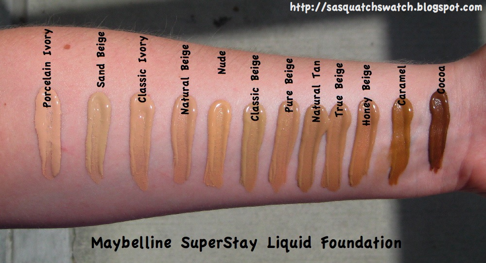 Pin By Jeanette Failano On Makeup Tips In 2019 Maybelline Superstay Foundation Maybelline