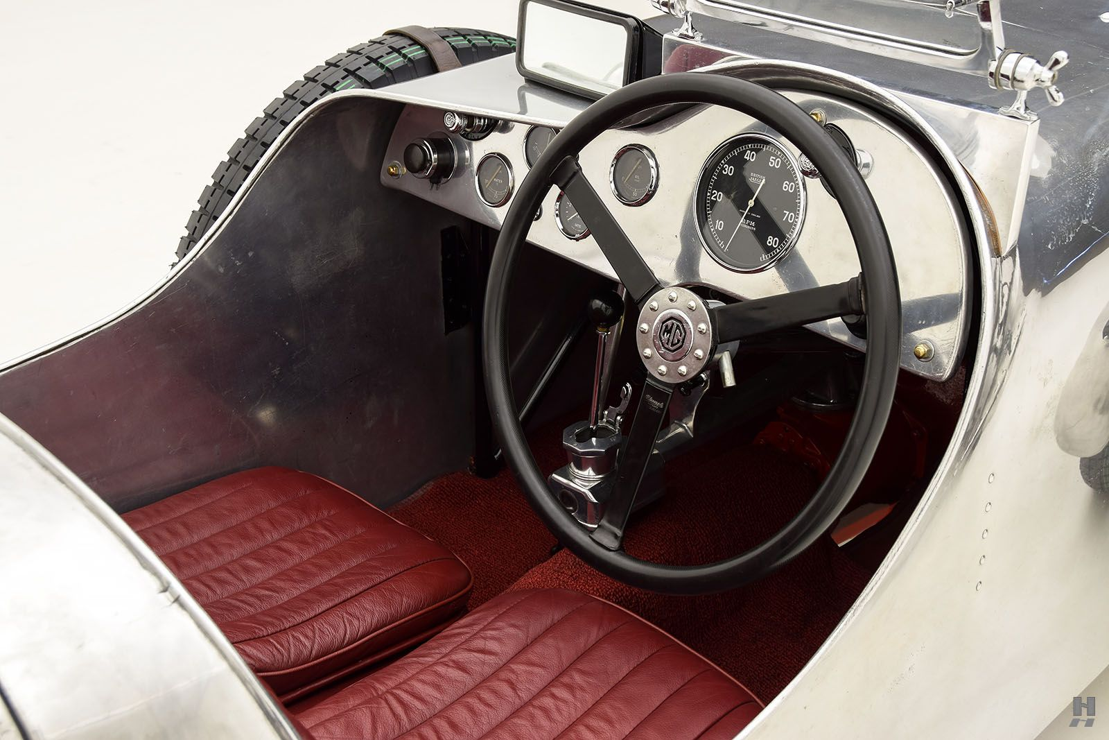 1936 MG PB Roadster Classic Car For Sale | Buy 1936 MG PB Roadster ...
