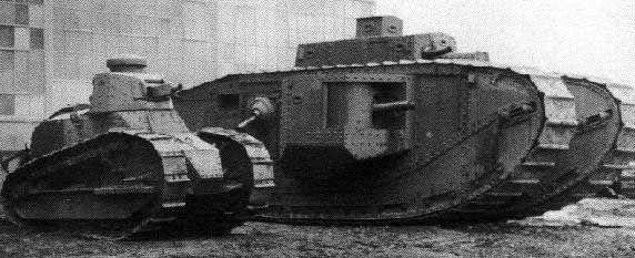 Wwi Tanks Wwi used tank lot | WWI WWII | Pinterest | Vehicles ...