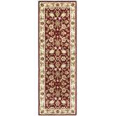 Found it at Wayfair - Safavieh Royalty Red/Ivory Rug, $160