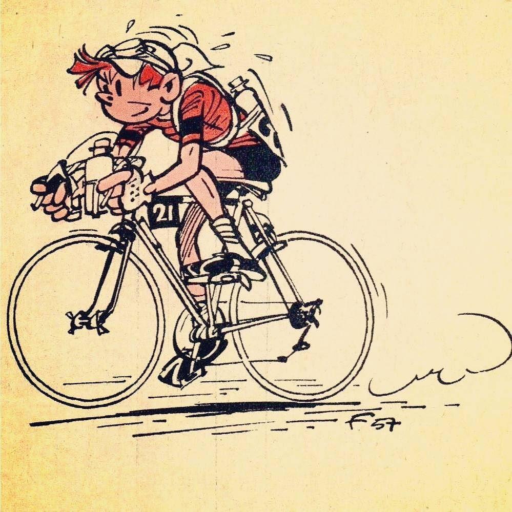 Afbeeldingsresultaat voor comic cycling