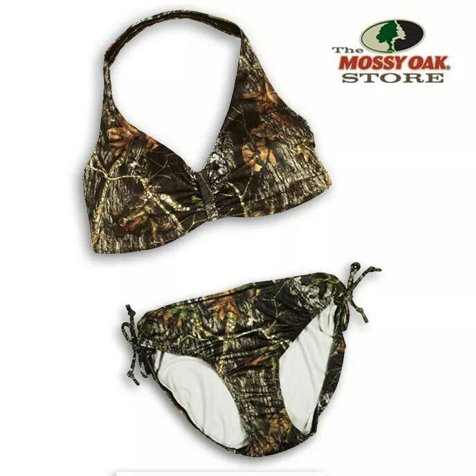 Mossy oak camo swimsuits