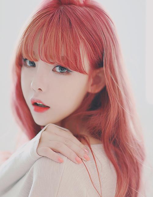Ulzzang Red Hair ulzzang | via T...