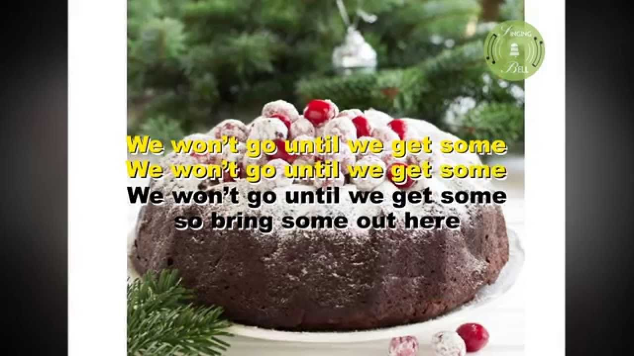 We Wish You A Merry Christmas Video With Lyrics For Karaoke Free Mp3 Download Http Www Singing Be Merry Christmas Lyrics Christmas Lyrics Christmas Carol