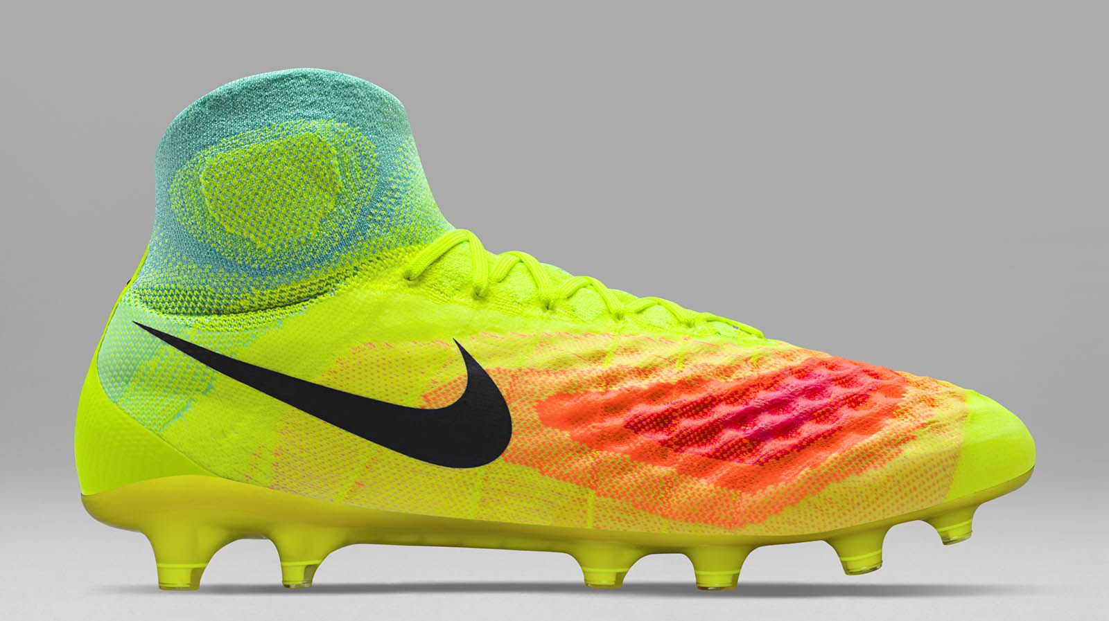 ee0d6c863 The next-gen Nike Magista Obra II football boots were introduced with an  extremely bold and flashy design.