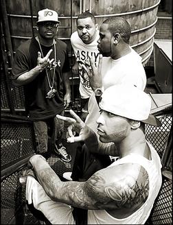Slaughterhouse, real hip-hop.