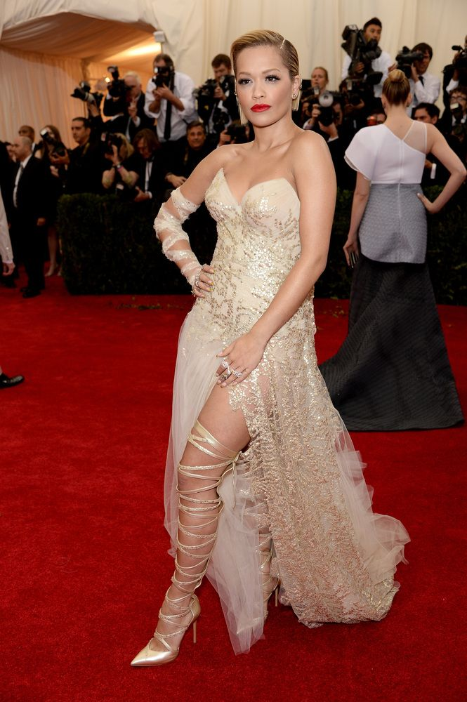 Met Gala 2015 Red Carpet Photos: All The Looks From Fashion\'s ...