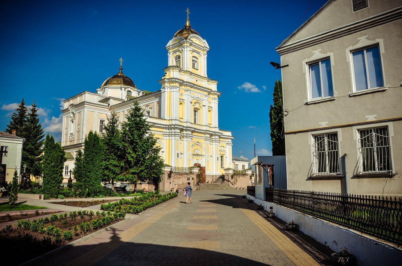 собор в Луцке