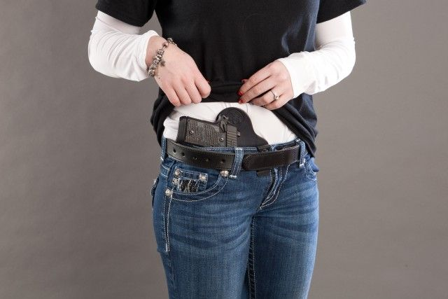 Armed and In Charge: Three CCW Holsters that Work for Me