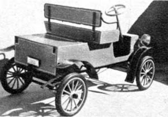 Build a 1901 Model Car child kids VINTAGE PROJECTS | Books about ...