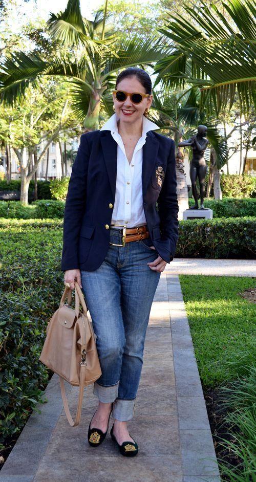 c293b8705 Moda para mujeres de 40 años. Comodidad y elegancia son las características  que definen a las mujeres maduras y estas imágenes combinan las dos.