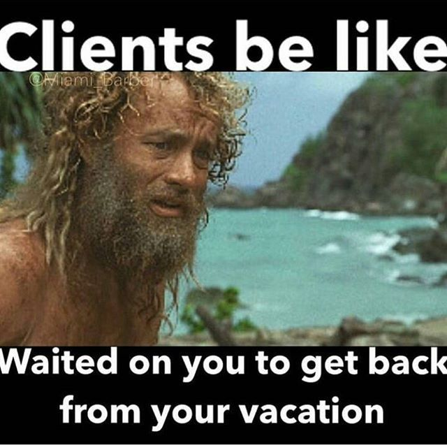 Back To Work Quotes After Vacation: Funny Quotes Related To Hair, Beauty, Salons, And Stylists