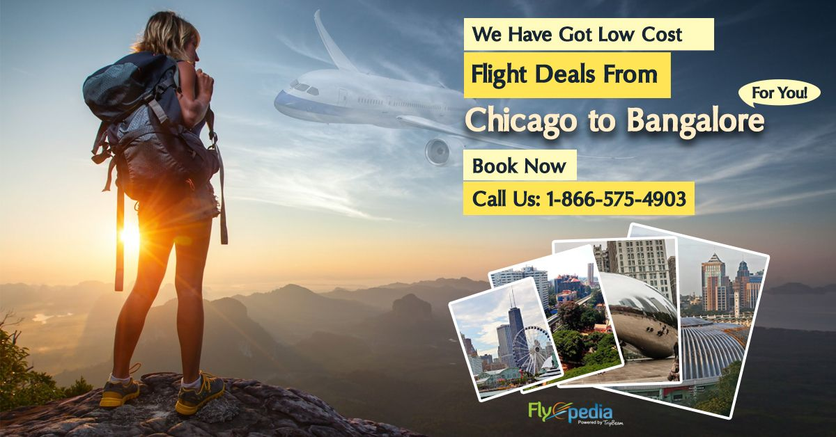Book Flight Tickets from USA to Bangalore Book flight