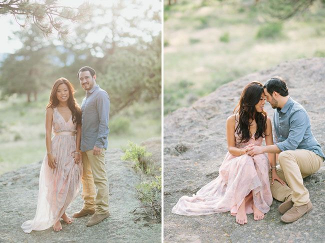 Sweet Summer Engagement Photos In Colorado Engagement Photo Outfits Engagement Photo Outfits Summer Engagement Picture Outfits