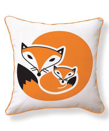 Fuchs Kissen Fuchs Kissen Diy Und Selbermachen Kissen