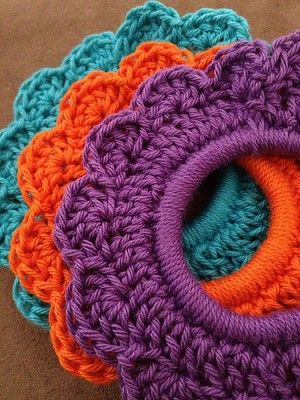 Quick Crochet Gift Ideas Less Than 100 Yards Each Crochet