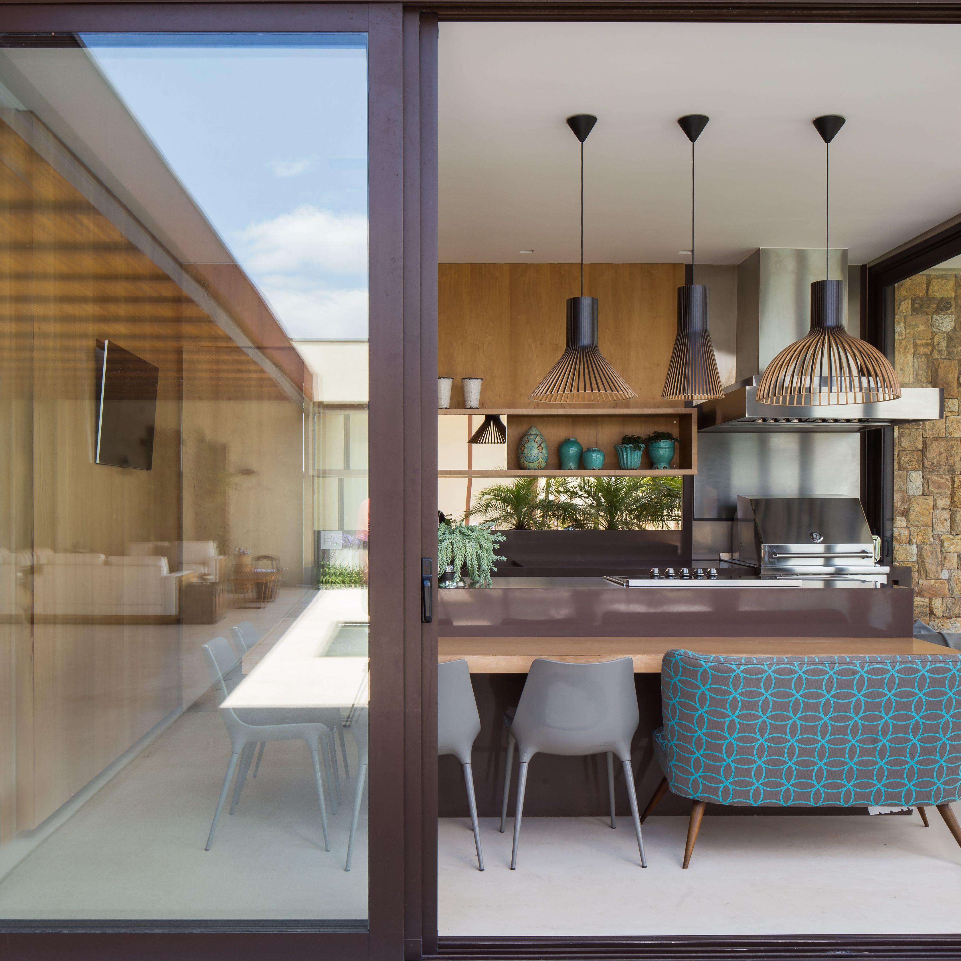 Casa No Interior De Sp Ganha Decora O Moderna E Aconchegante