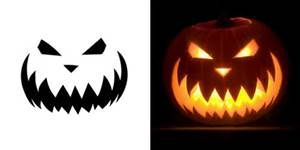 jack o lantern template scary  A Very Scary Jack-O-Lantern - Bing images in 5 ...
