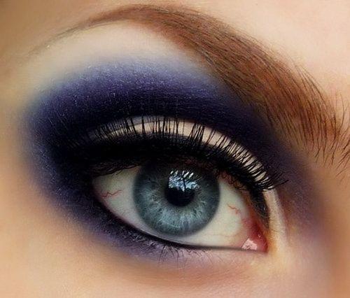 dramatic eye makeup for blue eyes dramatic eye makeup