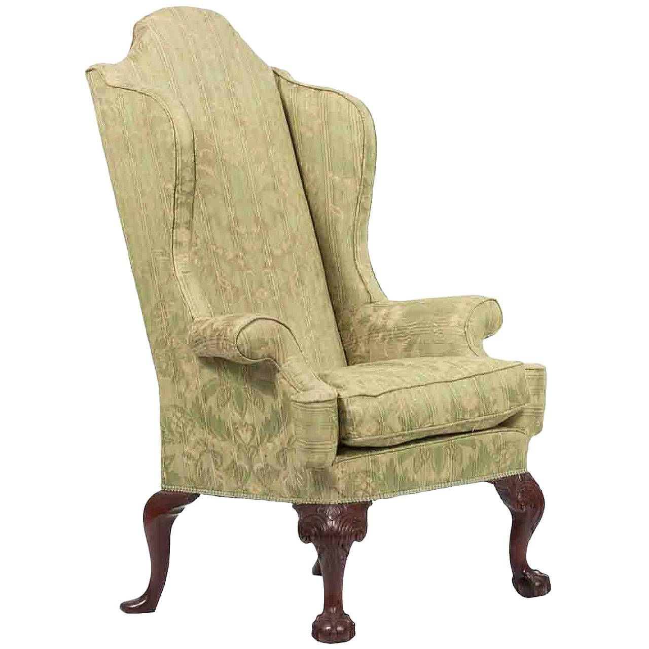 18th Century Wing back Chair | Wingback chairs, Sofa bench and ...