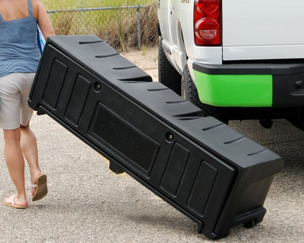 Portable Pickup Bed Cargo Box Truck Bed Storage Truck Bed Storage Box Truck Storage