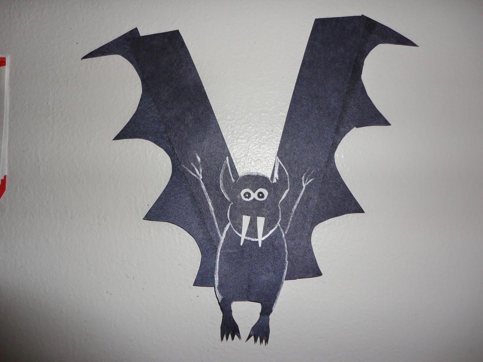 Pinkaton Family V Is For Vampire Bat