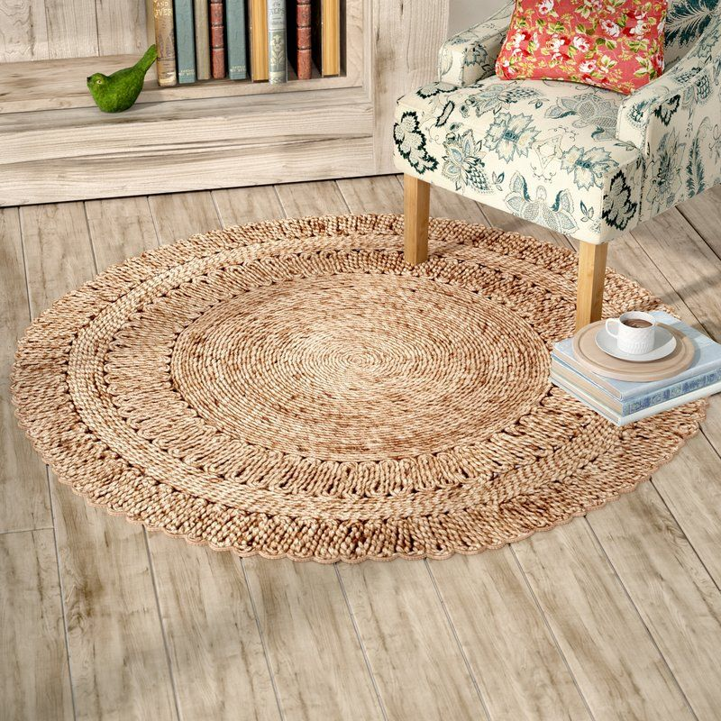 Wilmslow Handwoven Flatweave Brown Area Rug Natural Area Rugs Area Rugs Brown Area Rugs