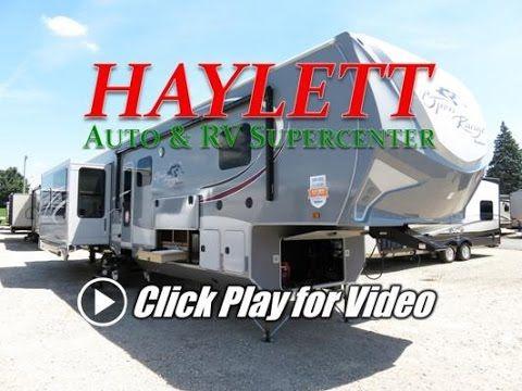 Haylettrv Com 2017 Open Range Roamer 371mbh Middle