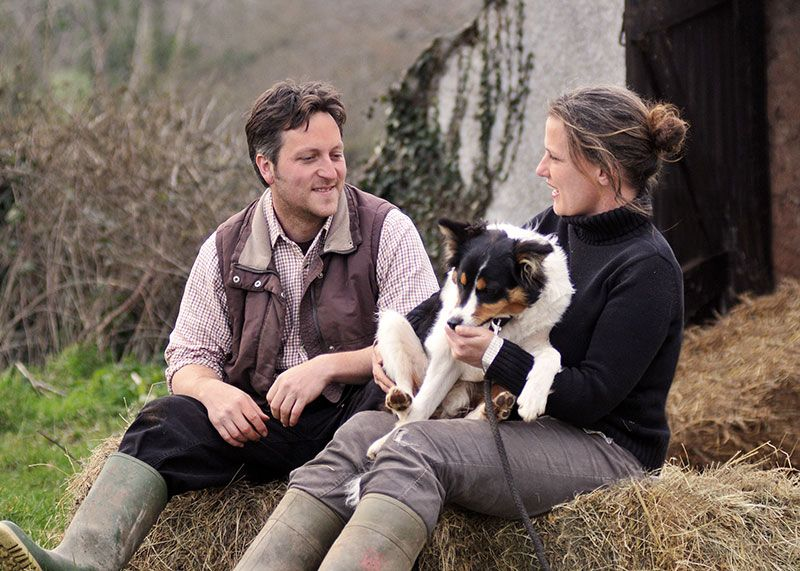 Ever wondered what happened to the BBC's 'A Farm For The Future' film makers, Rebecca Hosking and Tim Green? Well, they are testing out their research into permaculture on a farm scale. Permaculture magazine has persuaded them to keep us all regularly posted on their findings.