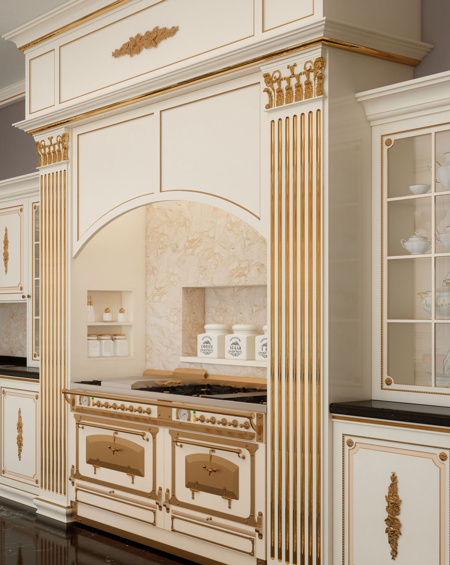 Best Now Also The Classic Luxury Kitchens In Classic Furniture 400 x 300