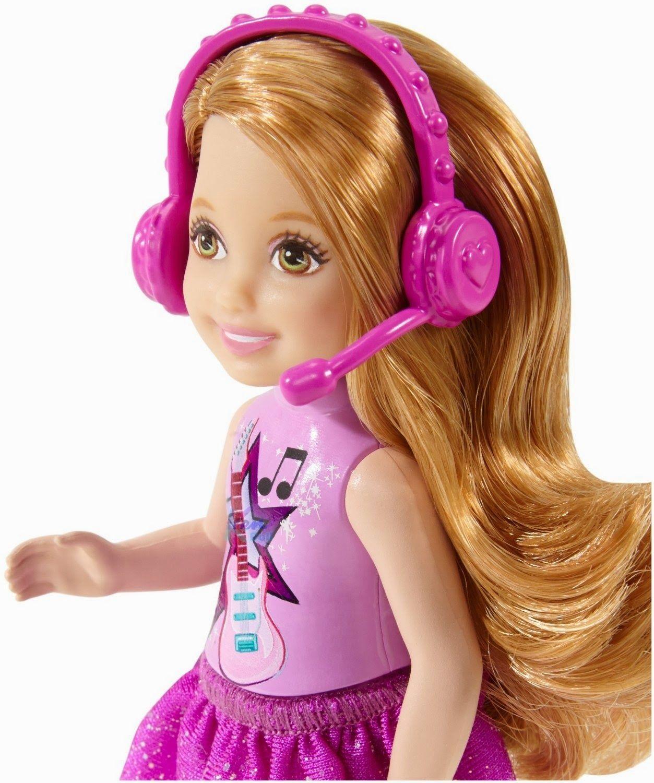 Barbie Chelsea DollRock Star 2015