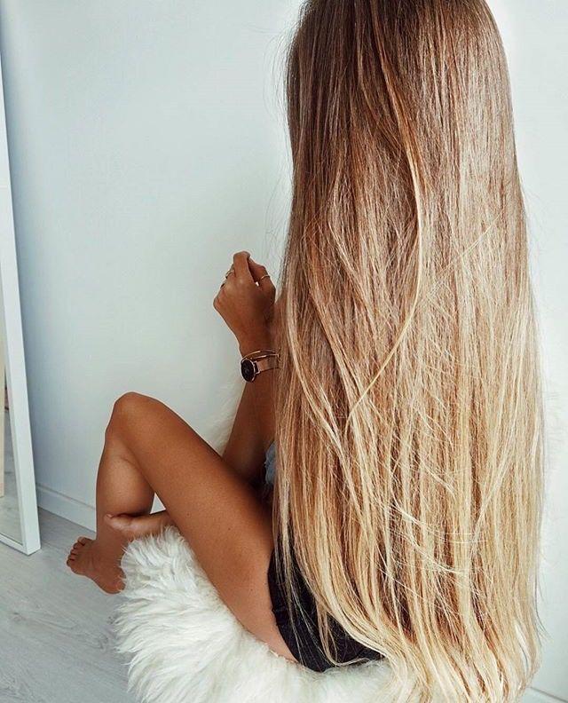 Блондинка картинка волосы