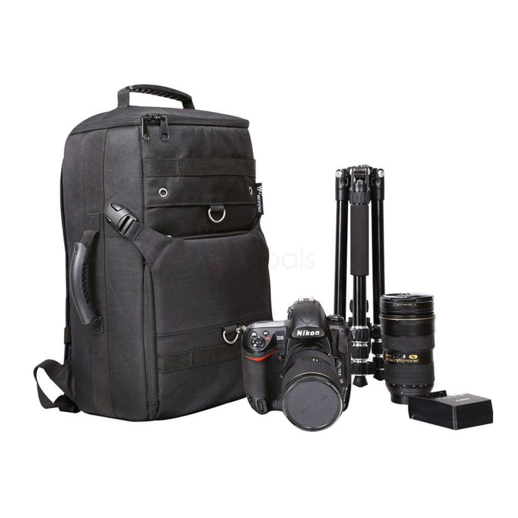 Anti-Theft DSLR Camera Backpack | Effective, Straps and Qualities