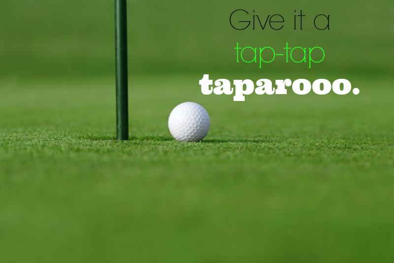 Happy Gilmore Quote Golf Ad Happy gilmore quotes