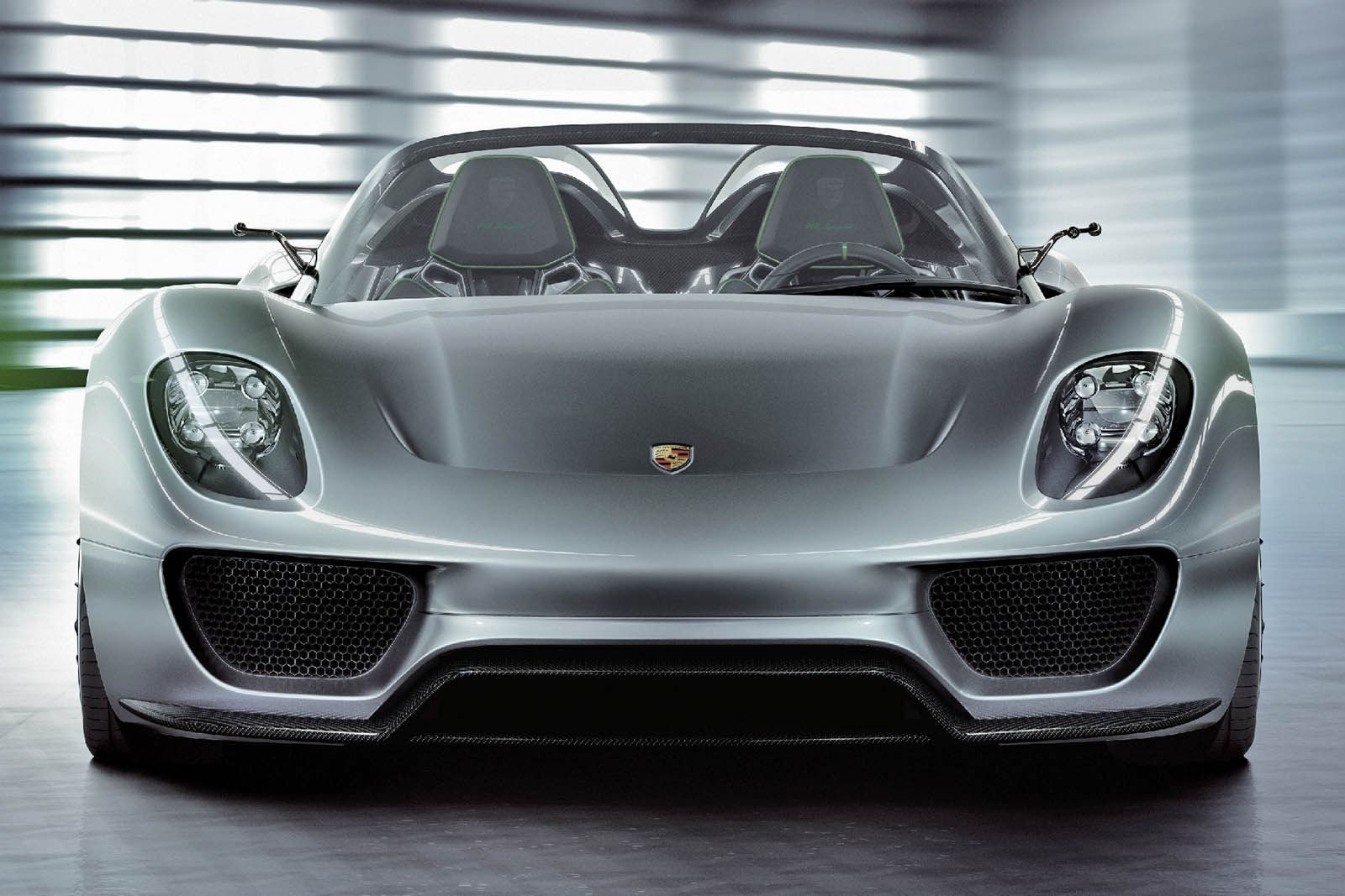 porsche 918 spyder black front google search - Porsche Spyder 918 Black