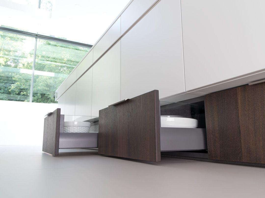 Rempp Küchen zero plinths with rempp küchen create seamless lines haus12