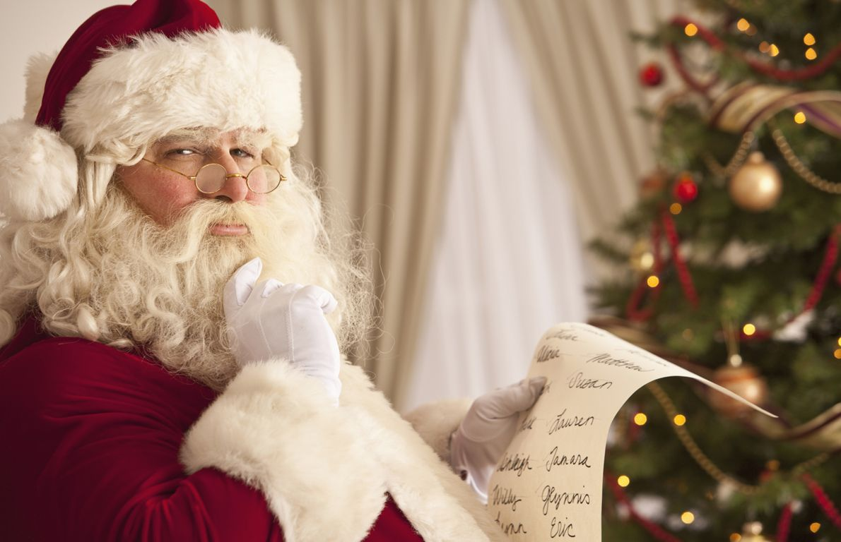 What Is Santa S Favorite Cookie From 12 Things You Didn T Know About Santa Santa Experience Santa Santa S Nice List