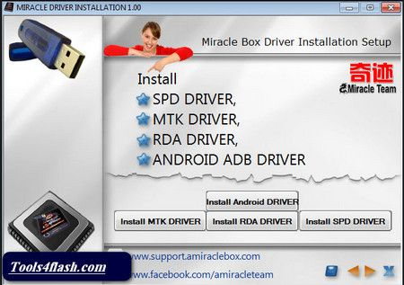 Miracle Box Driver installation V1 0 Free Download Miracle