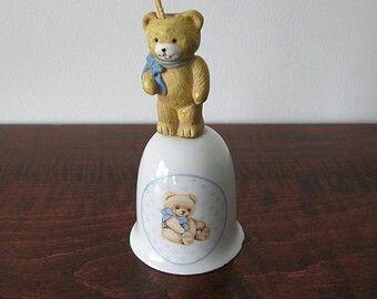 Theodore Bear Country Bears Cute Teddy Bears Country Blue