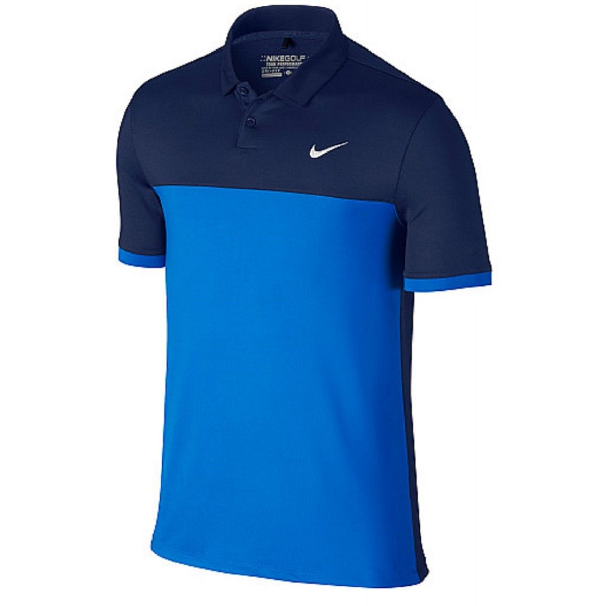 100% authentic 3c134 3d001 Nike Mens Icon Color Block Polo from Golf   Ski Warehouse